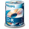 EUR 14,99 - CD-R 80 Min/700 MB Philips 52x in Cakebox 100 Stk